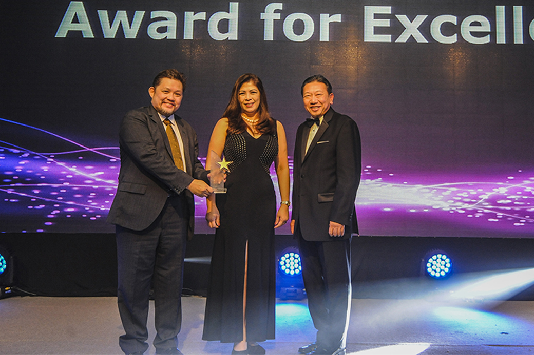 Global-Link receives Pico Award