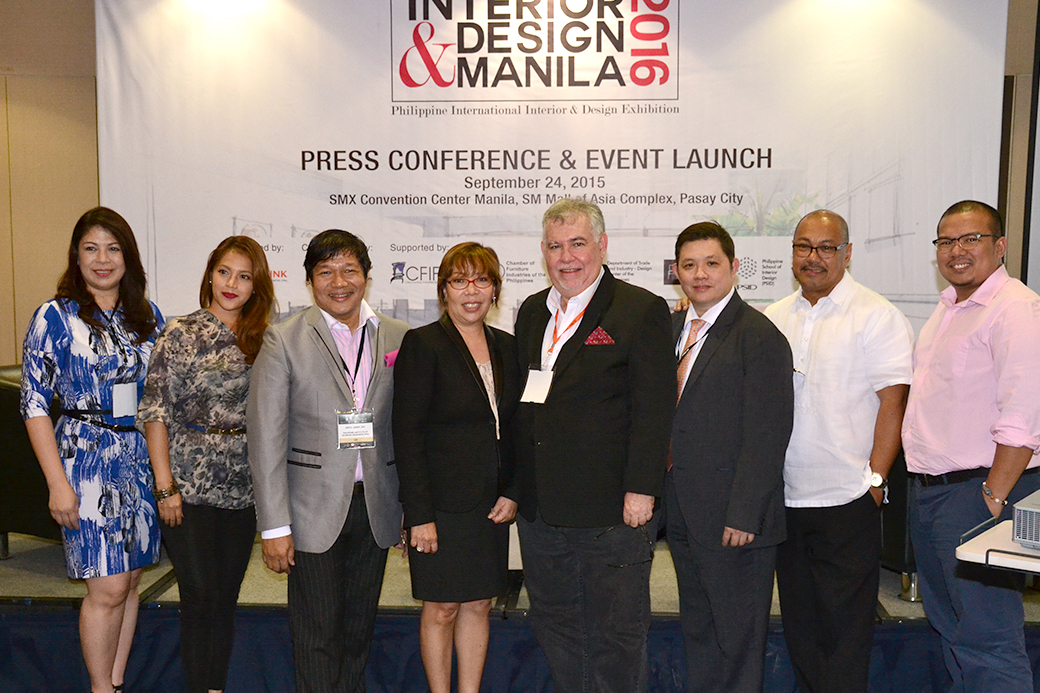 interior design expo launch