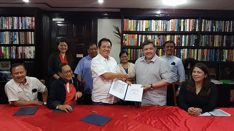 PABA Contract Signing